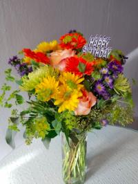 Gilded Lily florist shop