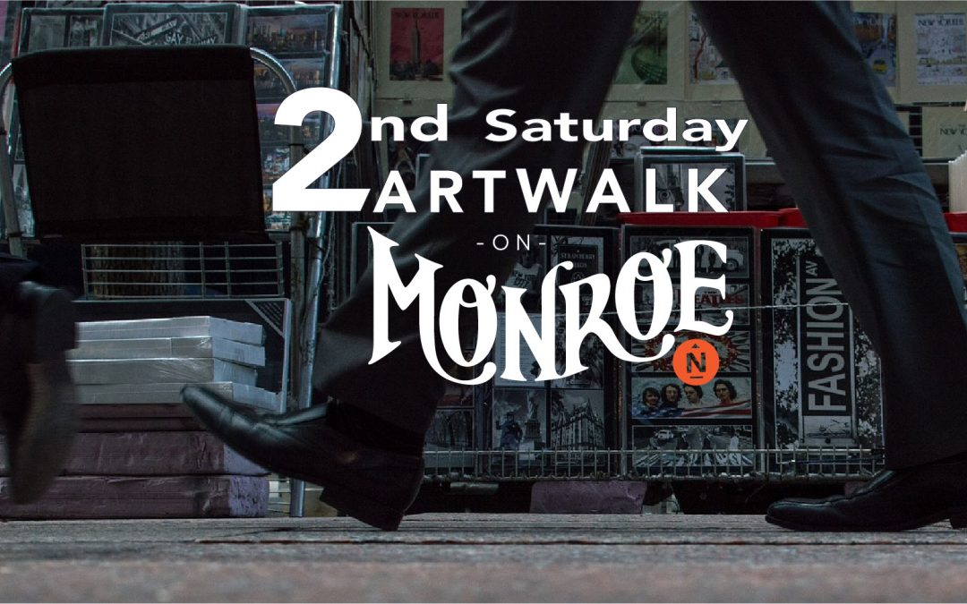 Oct. 9 ArtWalk on N. Monroe